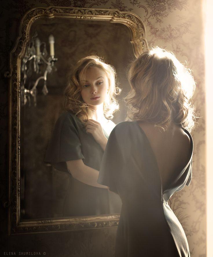 выбирая отражение в зеркале фото стихи также отбить отбойным