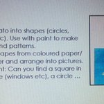 Image for the Tweet beginning: Maths activities to do at