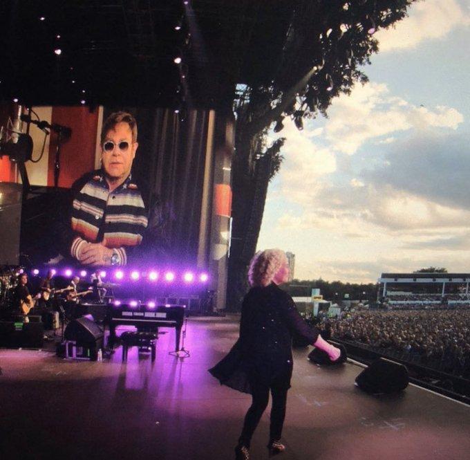 Happy birthday to Sir Elton John.