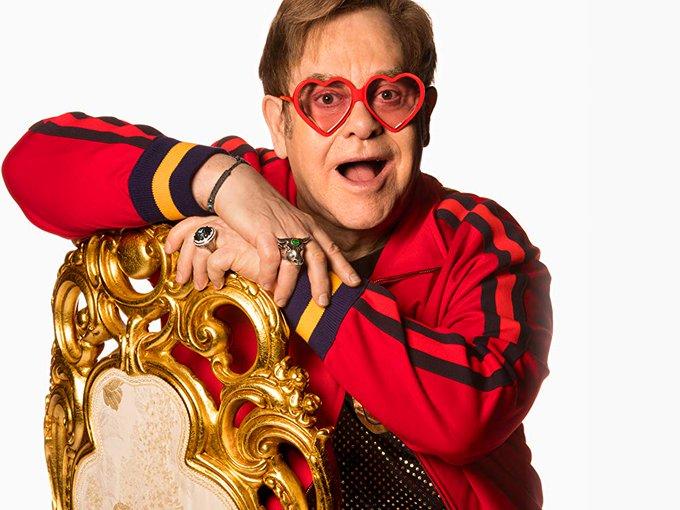 Happy Birthday, Elton John