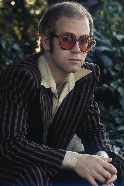 Happy 73rd Birthday wishes go out to Sir Elton John!
