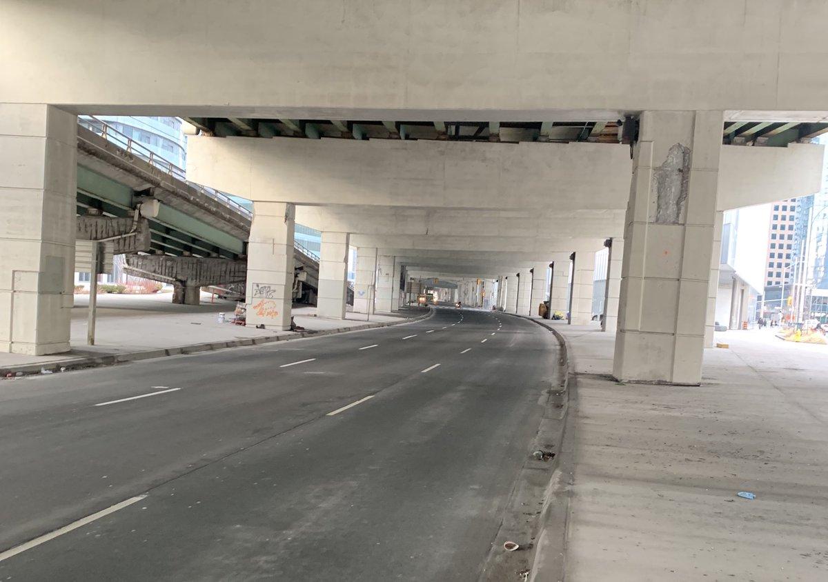 Rush Hour downtown #Toronto. #Coronavirus #Covid19