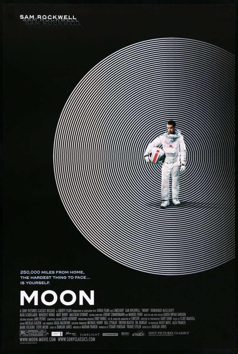 There is a great movie to watch during this time of lockdown and slef quarantine. That movie is called Moon by @ManMadeMoon! It's a fantastic movie with Sam Rockwell! Let's learn how to be our own best friend! #movietime<br>http://pic.twitter.com/fuHAQOczFO