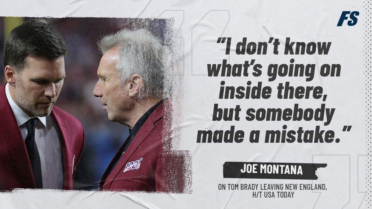@FanSided's photo on Joe Montana
