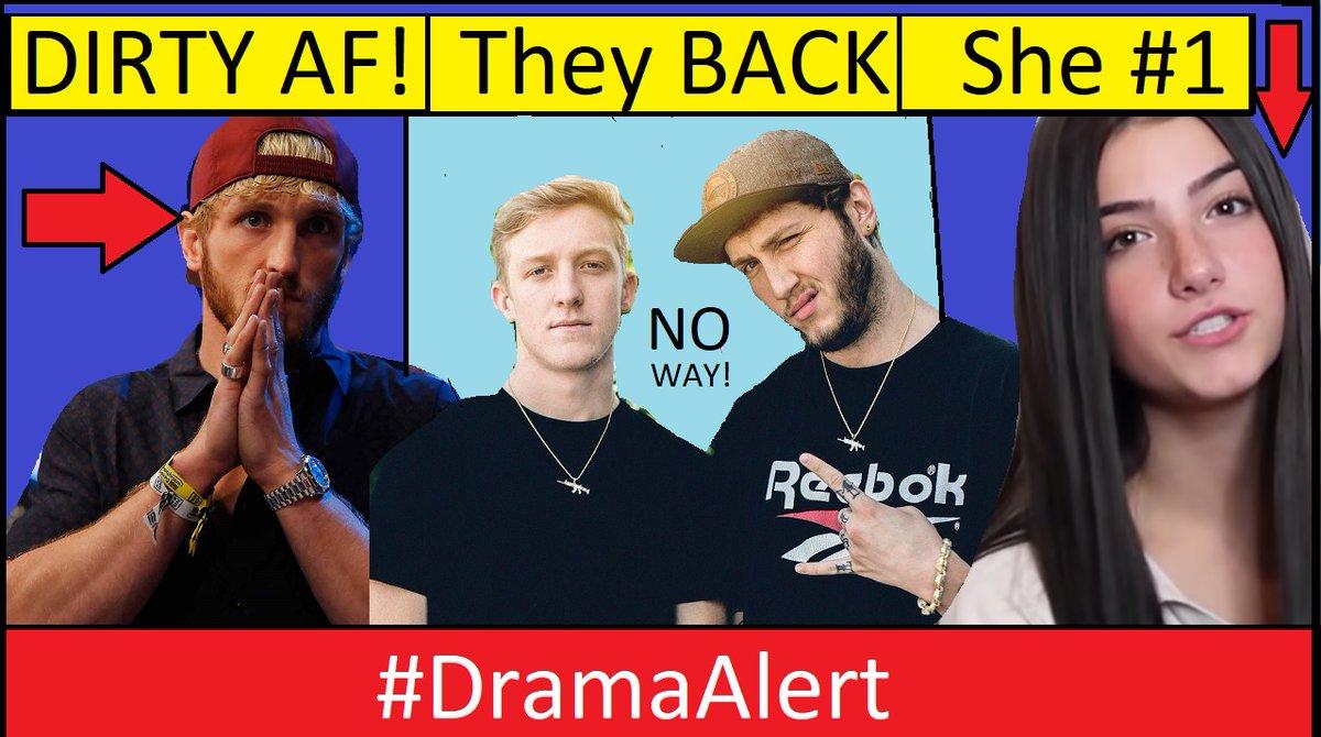 New #DramaAlert is LIVEEEEEE <br>http://pic.twitter.com/f0nXDdi1Nu