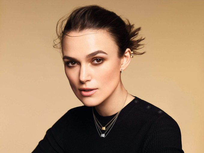 Happy birthday to miss keira knightley! i hope she has an amazing day and that she\s happy!<3