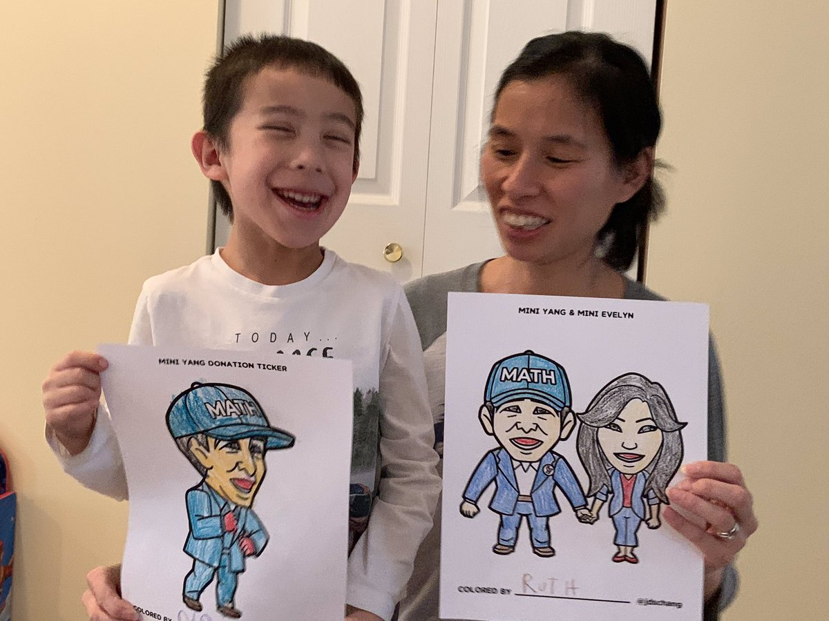 .@jdschang Did some family coloring tonight. Thanks for the sheets! #YangGang #MiniYang https://t.co/OXScLSeJEv