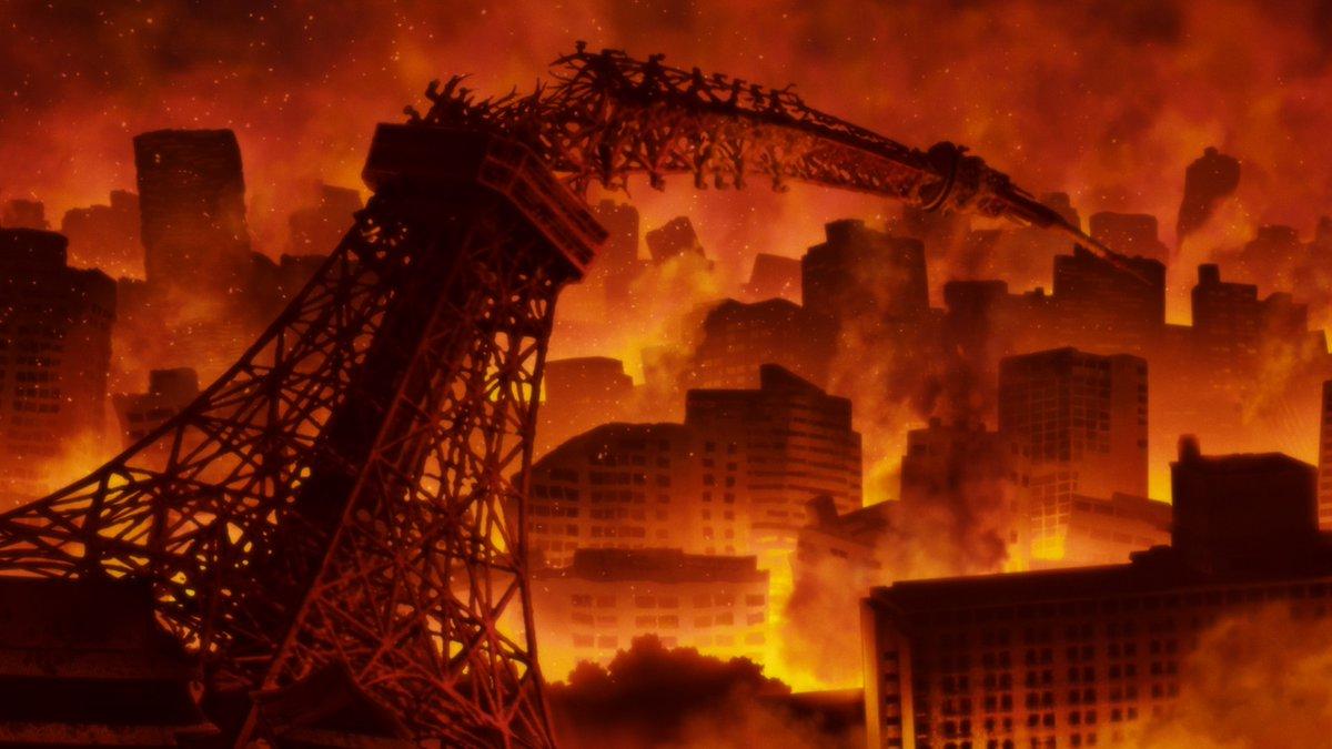 test ツイッターメディア - Netflixオリジナルアニメシリーズ   『日本沈没2020』——2020年、 突然の大地震が日本を襲った。都内に住む武藤家は東京からの脱出を始めるが、刻々と沈みゆく日本列島は容赦なく彼らを追い詰める。極限状態でも未来を信じ、懸命に生き抜こうとする歩と家族の運命は…?#ネトフリアニメ https://t.co/c5HaEfemBm