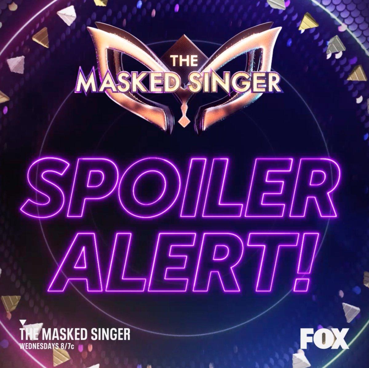 @MaskedSingerFOX's photo on #TRexMask