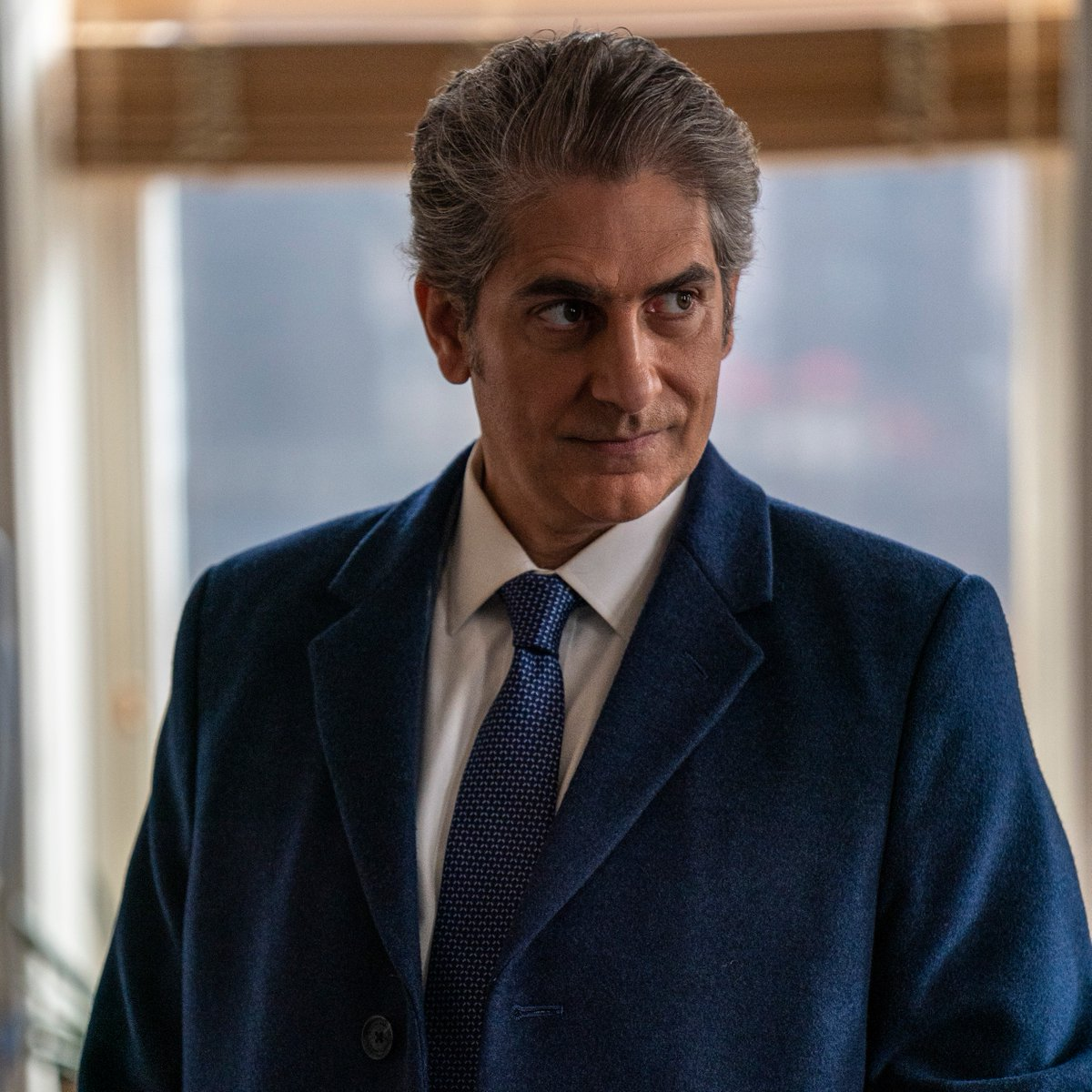We're honored to have him as Sellitto. Happy birthday, Michael Imperioli!