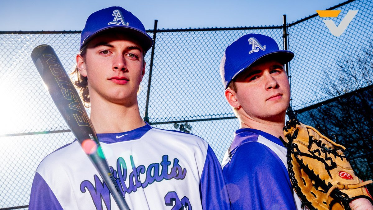 VYPE BYTE-@ATX_Baseball  While we wait for Baseball to return, take a look back as VYPE caught up with @AshtonTweedle, and Noah Crowell. #TXHSBaseball  @tinleykane, VYPE U Ambassador #VYPEU  VIDEO: http://bit.ly/393QDa2pic.twitter.com/Lf2SGpmOVZ