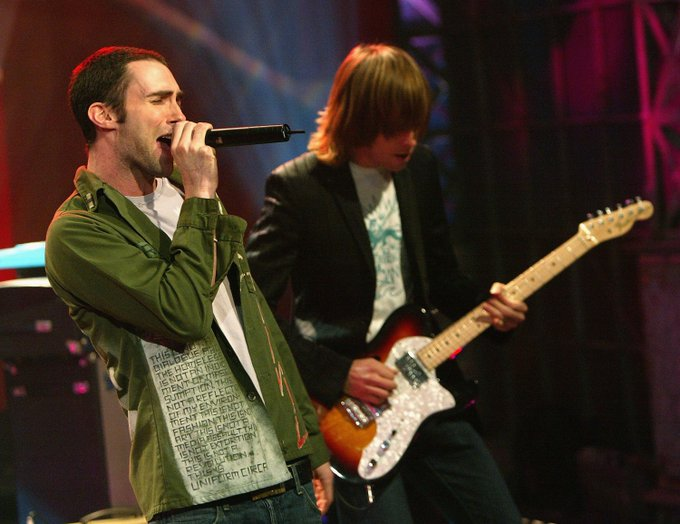 Adam Levine: Maroon 5 and \The Voice\ coach\s life in pictures