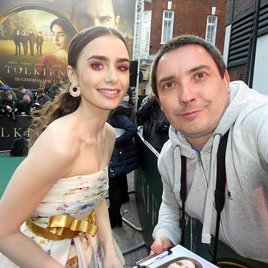 Happy Birthday Lily Collins.
