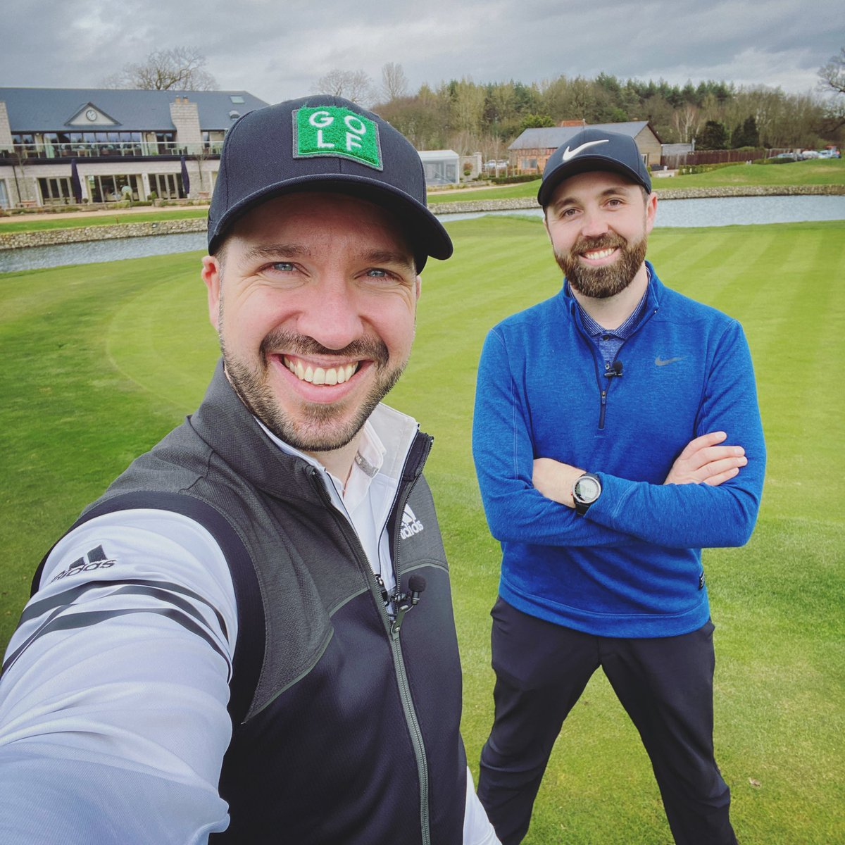 Peter Finch On Twitter No Masters This Year But There Will Be The Golfbidder 2nd Hand Challenge With Me And Rickshielspga The First Vid Will Drop April 8th Who S Excited Golf Lovegolf Golfbidder