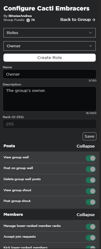 How To Create A Group On Roblox 2020 لم يسبق له مثيل الصور Tier3 Xyz