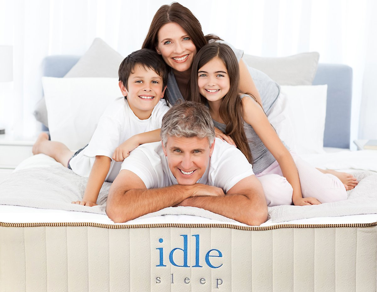 Idle Double Sided All Foam Mattress