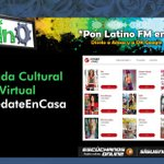 Image for the Tweet beginning: 🎧Agenda Cultural Virtual #QuedateEnCasaRevistasTenemos gratis
