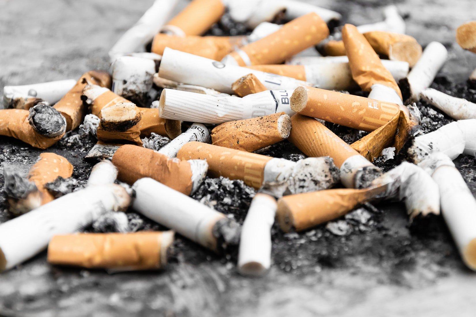 amit a dohányzás nem vágy