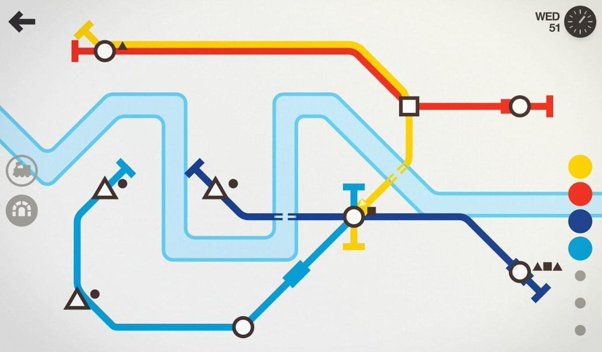 📣 Inspired by our friends around the world who are coming together to support those working from home, under quarantine, and in social isolation, we're making Mini Metro available for free on the App Store this week! 🦕❤️We'll also be threading a list of other free games below! https://t.co/ZvYsD8cGaX