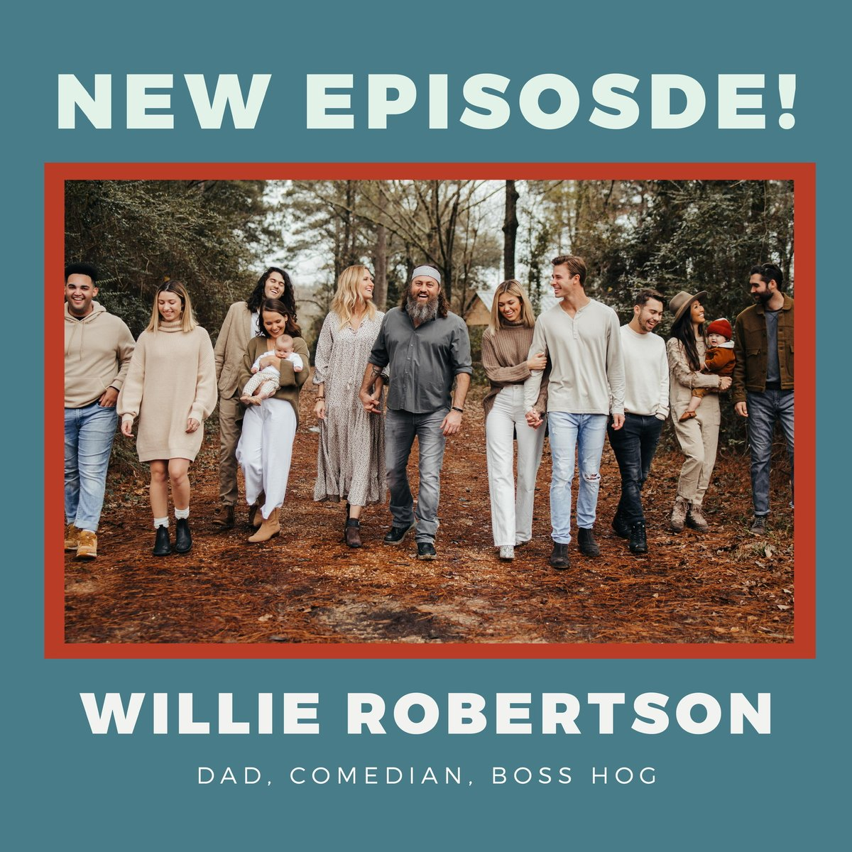 Dad. Comedian. Boss Hog. This week's episode on the podcast episode was too fun!! 💥Go listen!! #FAM   https://podcasts.apple.com/us/podcast/whoa-thats-good-podcast/id1433974017…