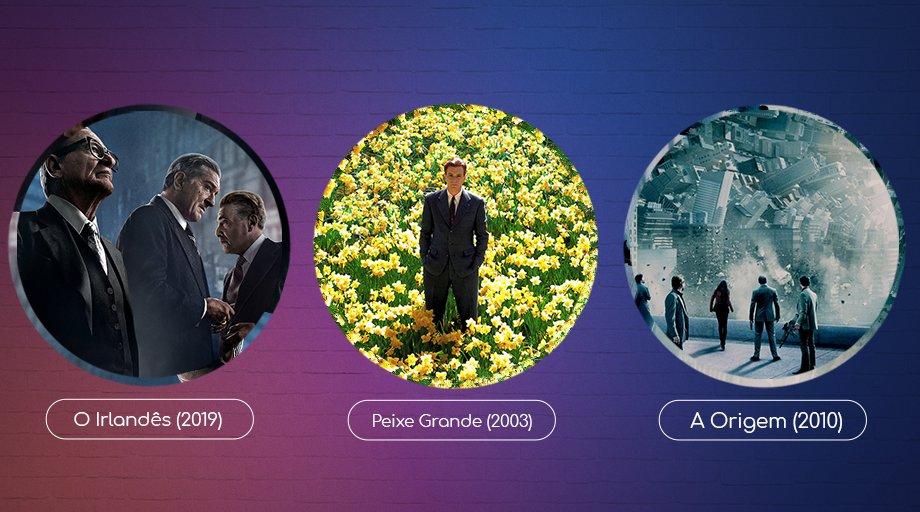Qual é o seu nível de conhecimento quando o assunto é clássicos do cinema? 😜  Você saberia dizer quem são os diretores famosos por trás desses filmes? Sem pesquisar, hein! https://t.co/TA7zXpsqhb