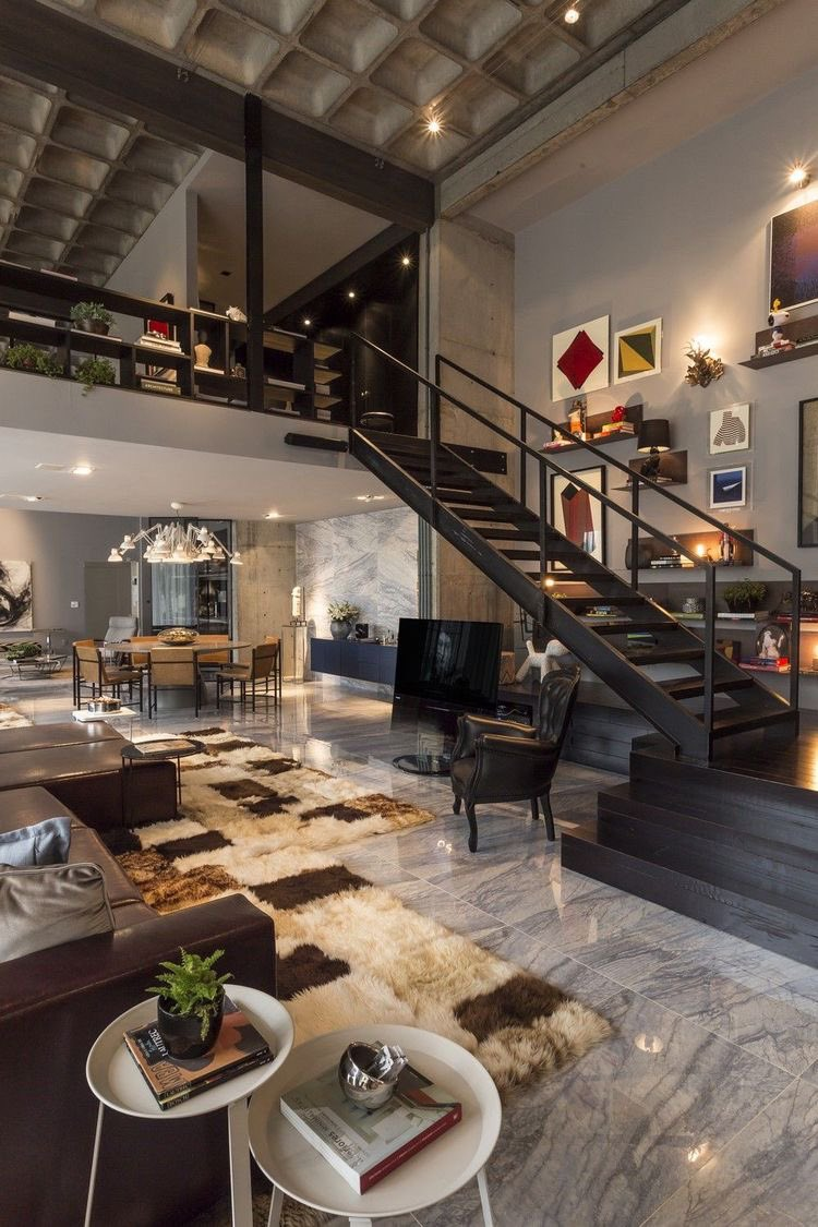 Loft apartments. Yes or no?