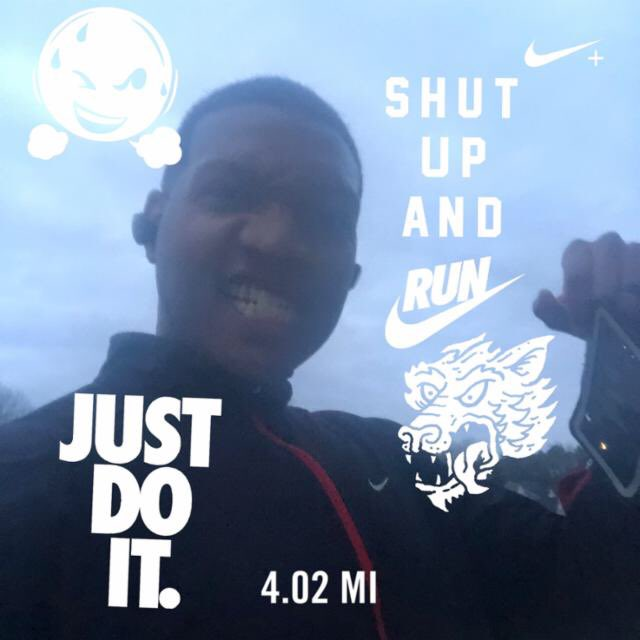 Ran 4.02 miles with Nike⁠ Run Club striving for greatness despite the world. God is great! Month of the Mayfield! http://www.mokacia.com  #nikeplus #nikerunning #marinemamba #usmcbeast #blackmenrun #fit #monthofmayfield #missionminded #blessed #positivity #hustle #motivationpic.twitter.com/kJUBTspLaB