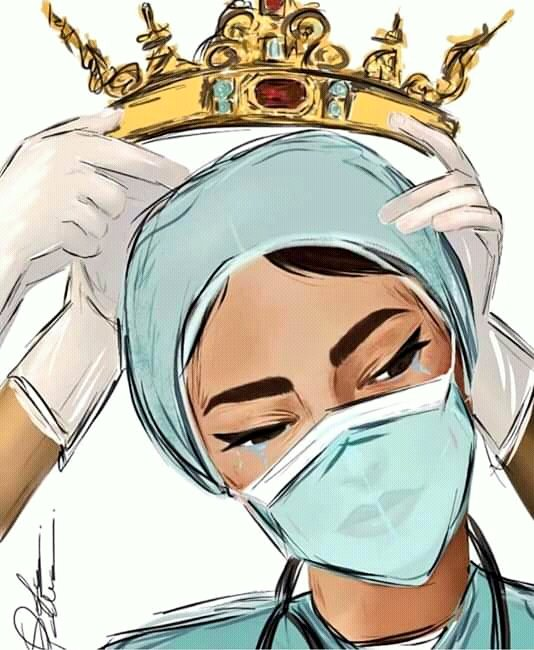 Special thanks to all doctors & nurses💕💕 #FightCOVID19