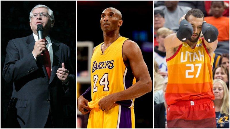 進入2020年才3個月,NBA就遭受了3次重大打擊,堪稱史上最慘賽季!