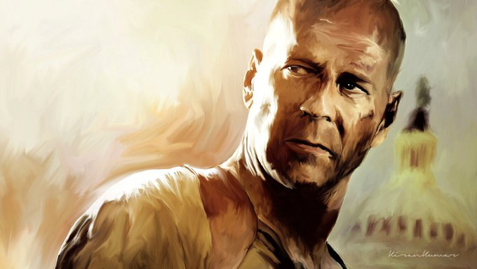 Happy 65th Birthday, Bruce Willis! Picture by Kiran Kumar
