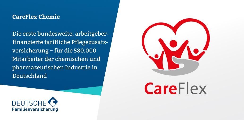 2019 vereinbarten @igbce & @BAVChemie ihren aktuellen Tarifvertrag. Darin enthalten: CareFlex Chemie – ein Meilenstein der betrieblichen Pflegevorsorge und bereitgestellt von einem Konsortium aus @DFV_AG, @ruv_de & @Barmenia. #insurtechgermany #insurtecheurope #DFVBilanz2020 https://t.co/5ym8cKUGvf