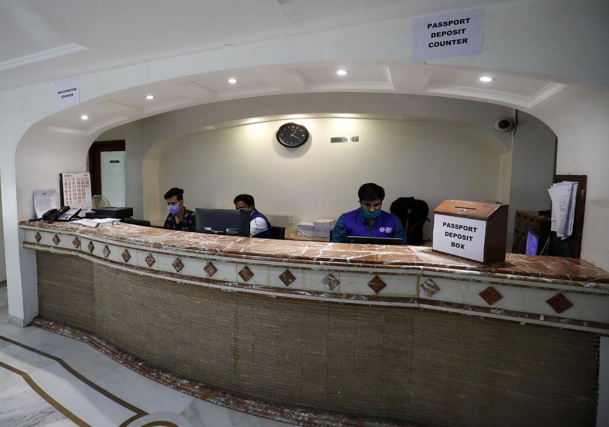Wuhan Coronavirus: Isolation facility created at Sports Club in Ahmedabad
