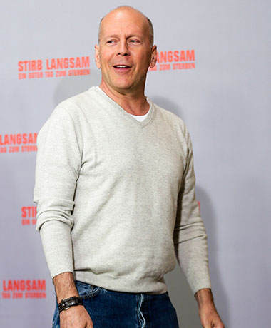 HAPPY BIRTHDAY BRUCE WILLIS 6 5