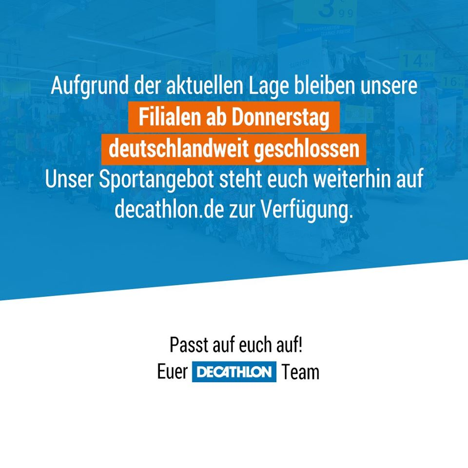 #Germany #Decathlon https://t.co/tL10prU1dA