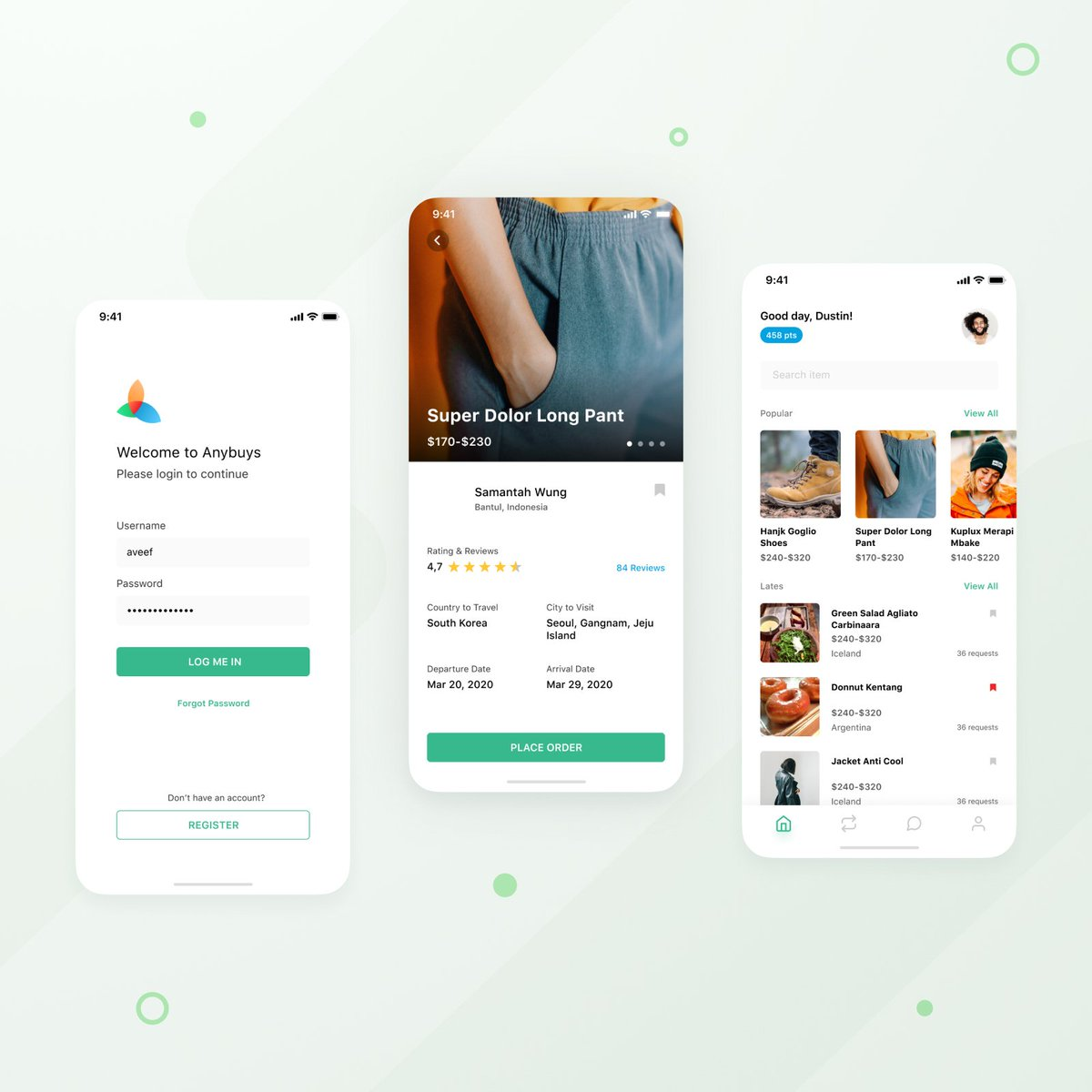Our design director @aveef is the artist behind our design exploration at Anybuys Mobile App #userinterfacedesign #uidesigner #uxigers #designinspiration #uiinspiration #interface #dailyui #uidesignpatterns #portfolio #dribbblers #dailyinspiration #uiuxsupply #instauiuxpic.twitter.com/rEBHrtC73f