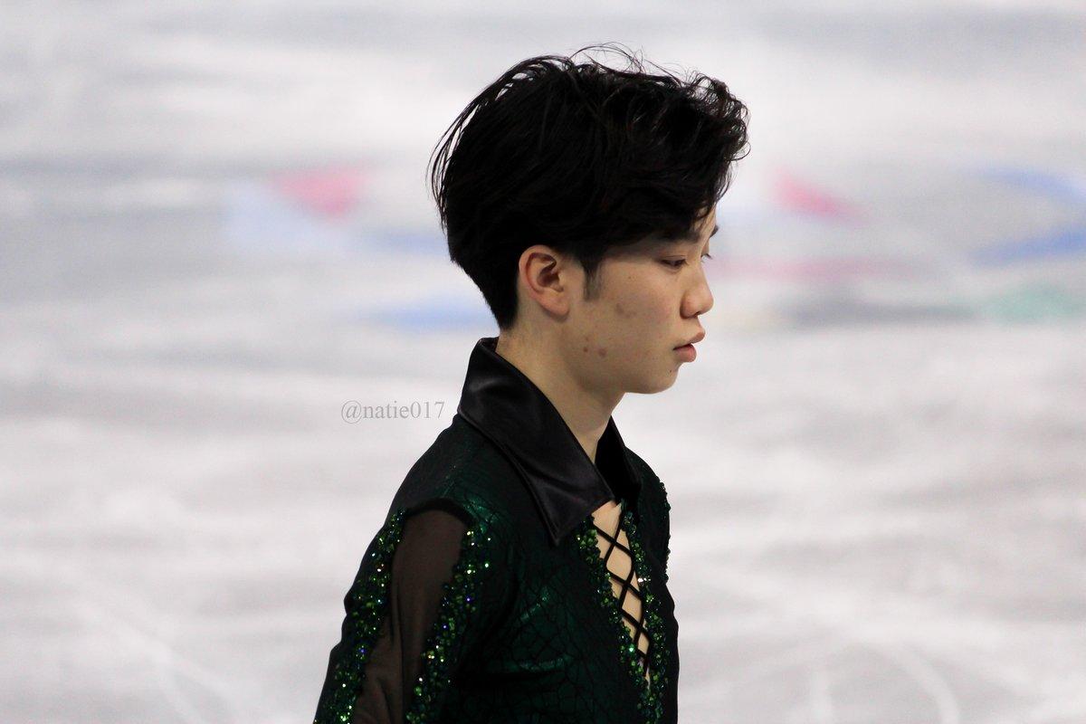 #KazukiTomono #Universiade2019 pic.twitter.com/VwRWsLjZua