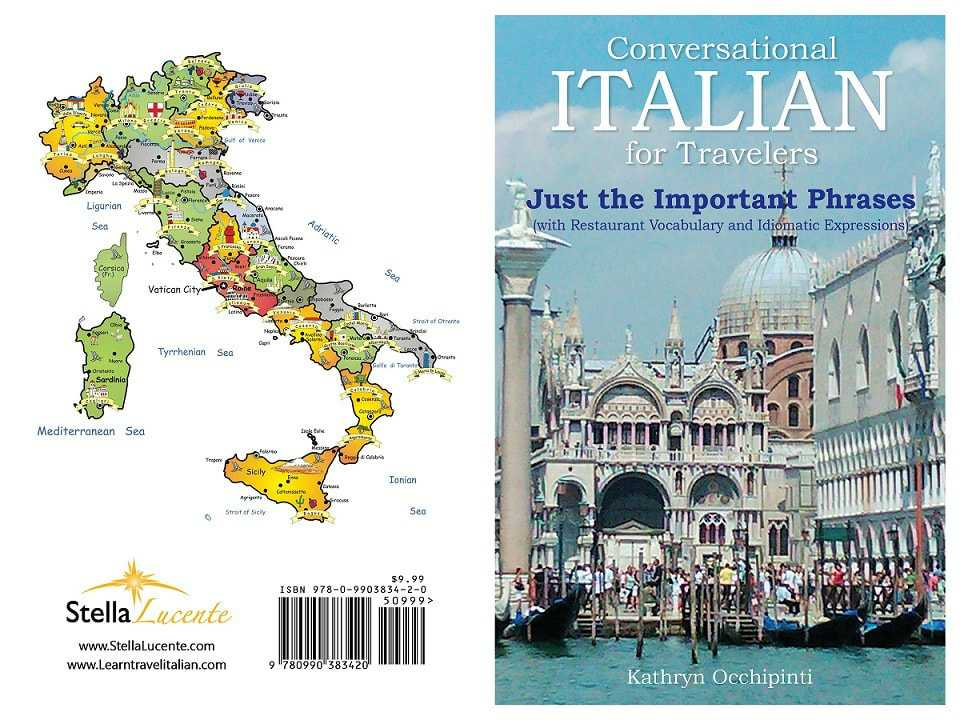 """* Kathryn Occhipinti is the author of """"Conversational Italian for Travelers"""" #Language #ItalianTravel #travelbooks """"Conversational French for Travelers"""" #FrenchTravel https://t.co/c1f3pxjJg3 #amreading  @travelitalian1 @travelfrench1 #iartg #ian1 https://t.co/2E8b43doXa"""