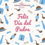 Image for the Tweet beginning: ¡Feliz día del padre a