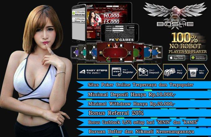 Agen Perang Baccarat games Terbaru PKV hanya di BoshePoker ETeHwQbUcAAa8m6?format=jpg&name=small
