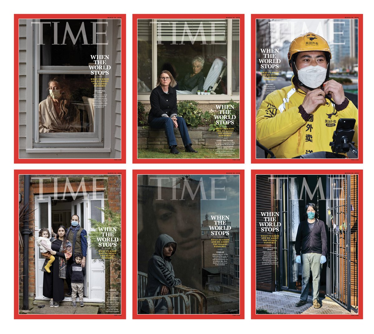 The new issue of @TIME—our first published with a remote staff—is a deep dive into how #COVID19 is changing our world, with six covers from around the globe https://time.com/5804786/coronavirus-issue/… ...