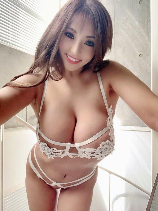 AV女優さくら悠のTwitter自撮りエロ画像20
