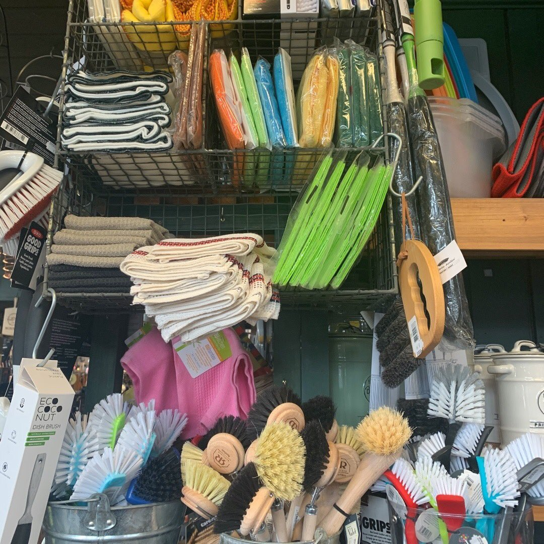 Anyone doing extra cleaning at the moment?! Head to @TrevorMottram in The Pantiles to get your home 'Hinched'! #trevormottram #tunbridgewells #cleaning #hincharmy #mrshinchpic.twitter.com/tZbVGZQjkg