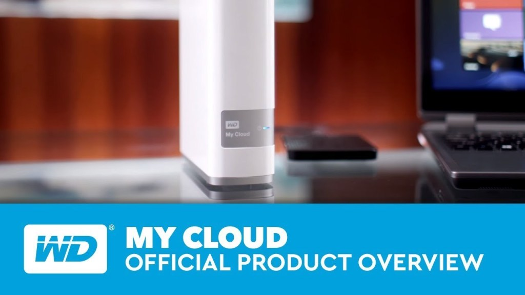 WD My Cloud home 2To