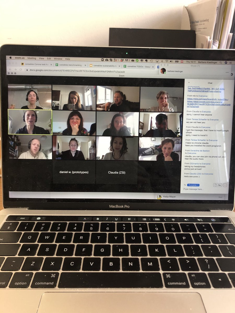 test Twitter Media - Our ⁦@CareablesOrg⁩ consortium meeting today where we discuss how we can support #FightCOVID19 with our #open #healthcare product #design and platform, check our channels for updates #careables https://t.co/f3QgumCWKS