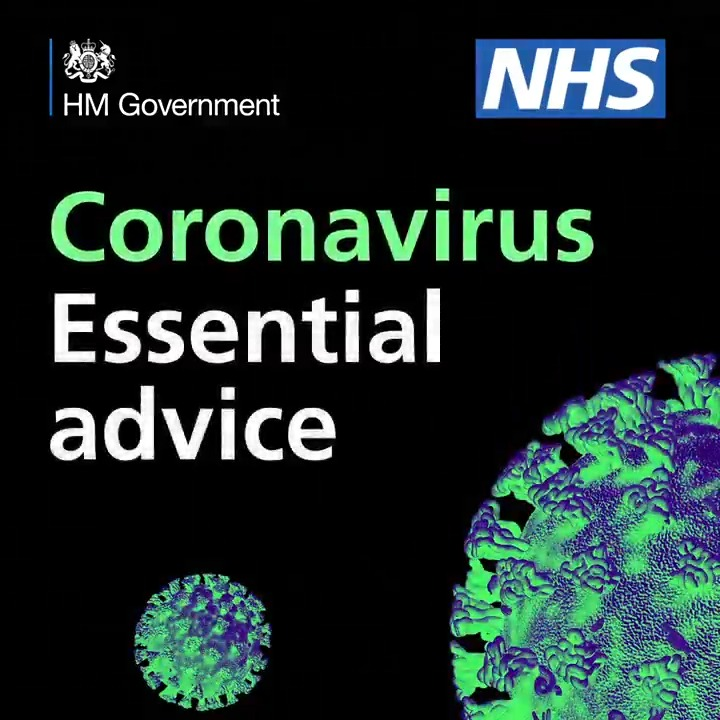 If you or anyone else in your household has a high temperature or a new and continuous cough, follow this advice.   Find out more about how to isolate at home: https://t.co/BLpg0v94DL  #COVID19 https://t.co/mOfmNAYa31