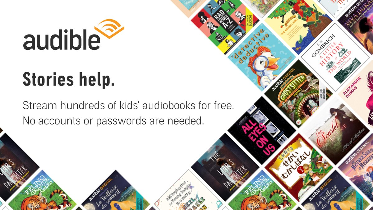 Image result for audible stories