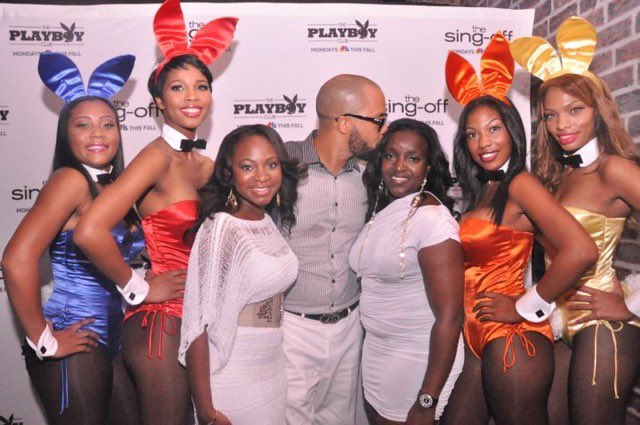 #TBT to 2011 at The @Playboy TV show Premiere on NBC with @naturinaughton & @KennyBurns  ⠀ We always enjoy working with clients @nbc and Liquid Soul Media⠀ • ⠀ • ⠀ #nbc #playboy #insightsevents #strategicalliances #lifestylespecialist #playboybunny #power #lsmpic.twitter.com/UGbhFb9Q0w