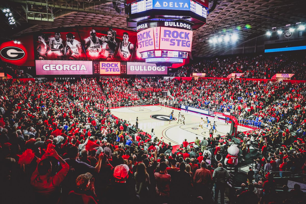 #DawgNation we miss you already, but during this time of uncertainty stay safe and know we can't wait to see you packing out the #Steg again next season! https://t.co/PA3dAlm1TD