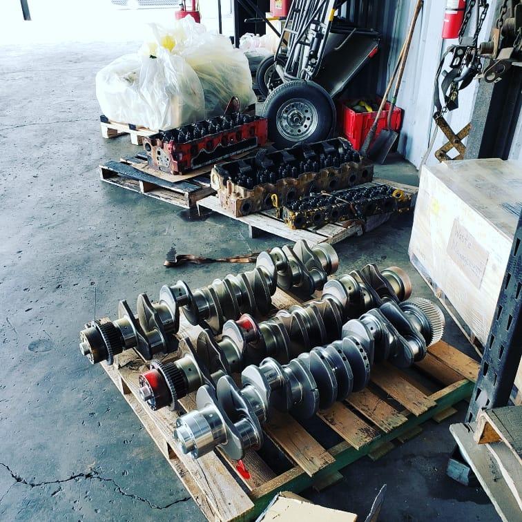 The Diesel industry will never die. We're here to keeping those supply trucks running.  #engines #diesellife #AFS #atlanta #atlantadiesel #cummins #cumminsdealer #dieselengines #cranecarriercompanypic.twitter.com/7k0xeFa8Ld