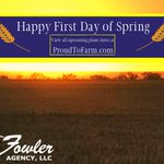 Image for the Tweet beginning: Happy First Day of Spring! With
